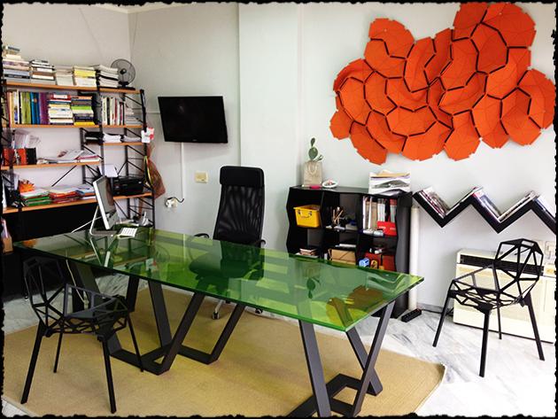 ruffles office