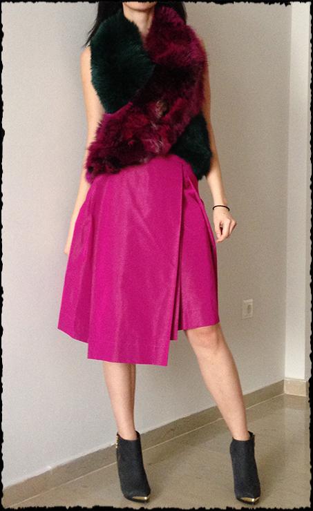 fur-colar-blouse
