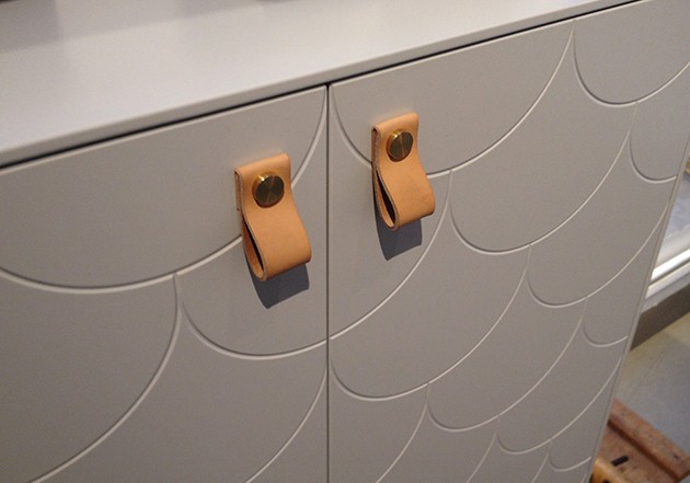 Superfront-showroom-leather-knob