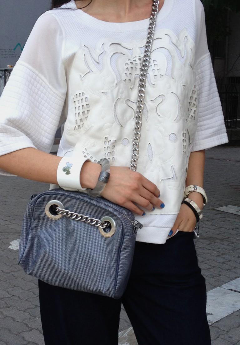 alexisbittar-silver-bracelet