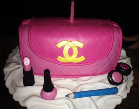 chanel-birthday-cake