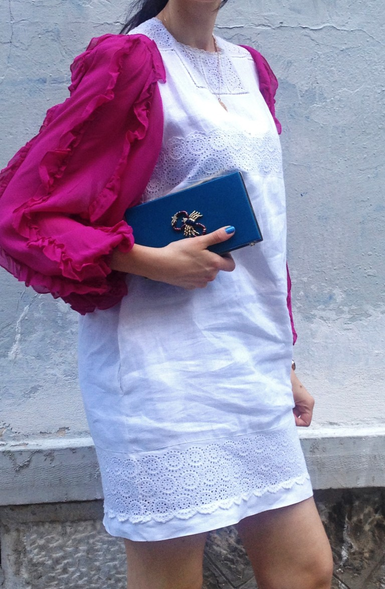 chloe-dress-pink-sleeve-zoom
