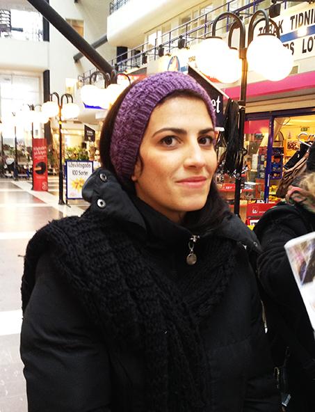 fei-purple headband