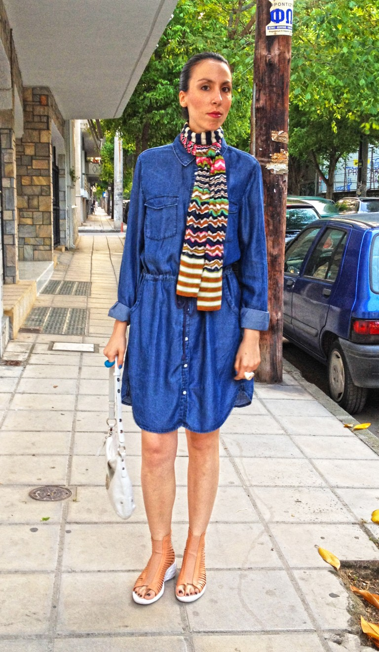 casual chic-jeans-shirtdress3