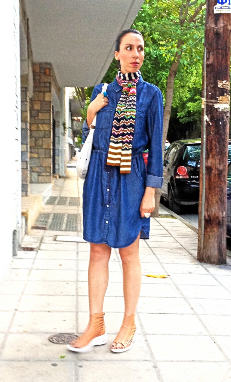 casual chic-jeans-shirtdress4