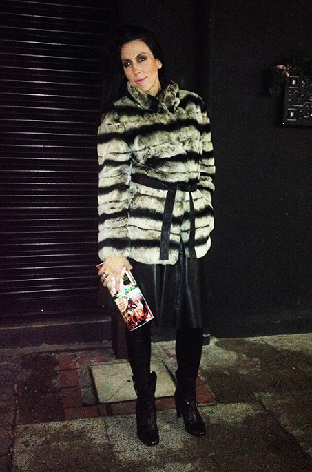 leather-skirt-fur