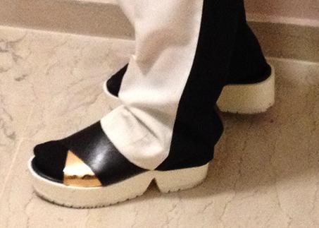 sandals-tights