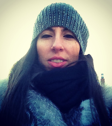 stockholm sequinned hat