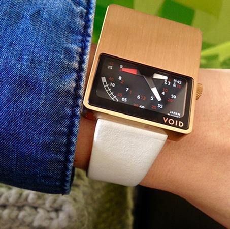 void copper watch