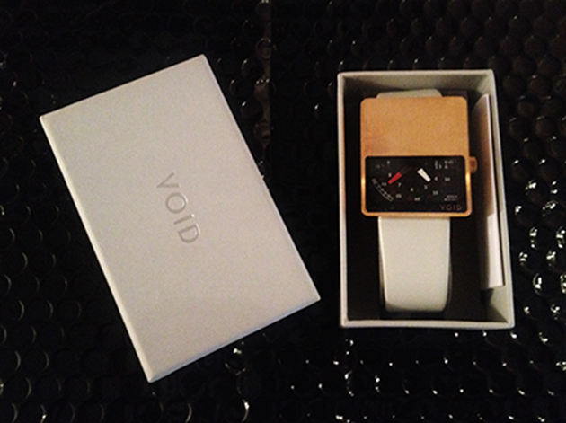 void watch in package