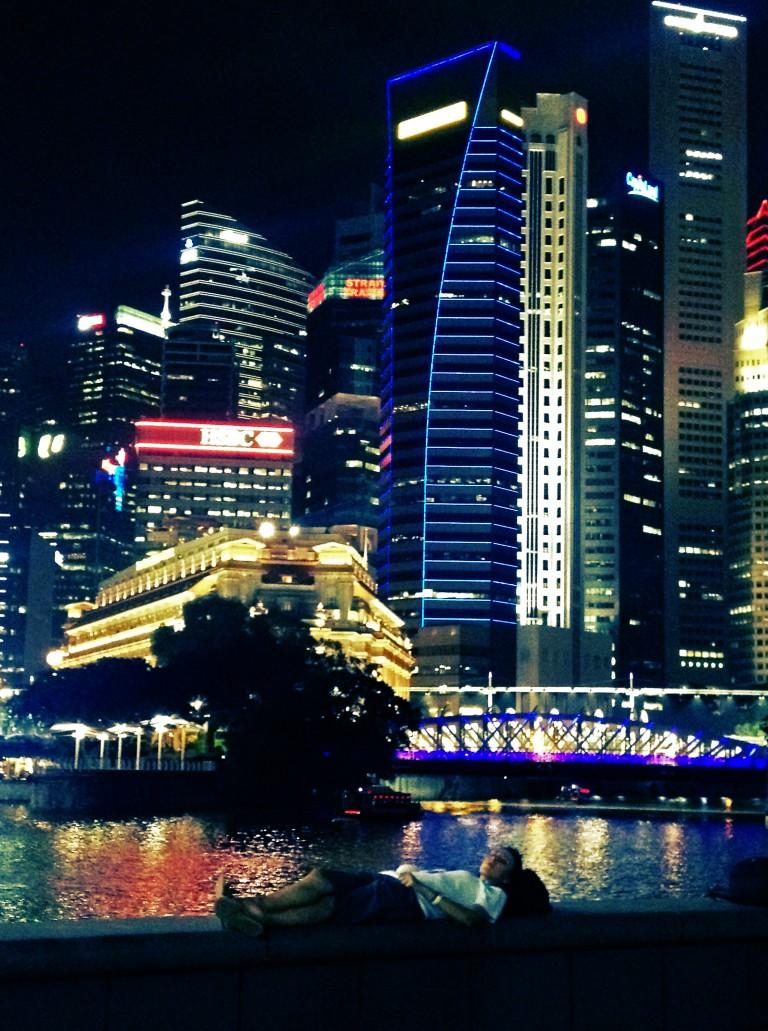 singapore-night