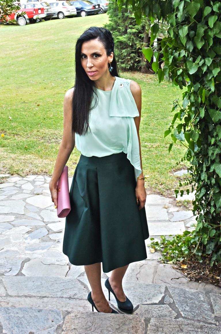 green skirt2
