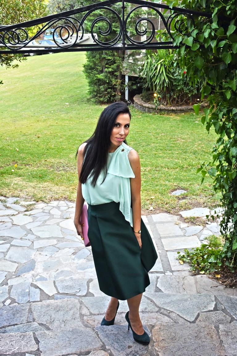green skirt3