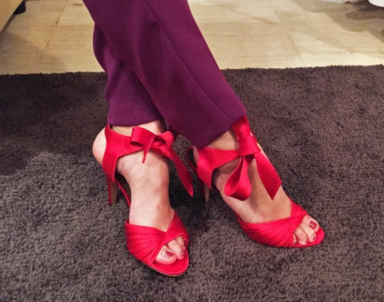 Valentino-red-sandals