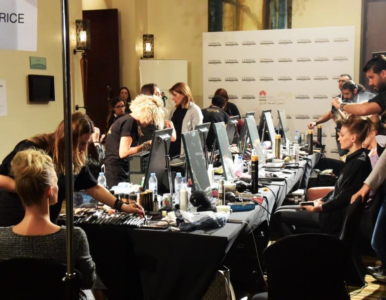 FFF_ArabFashionWeek_backstage