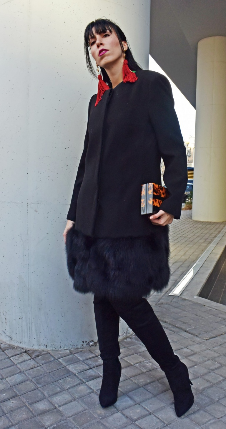 black-coat-fur