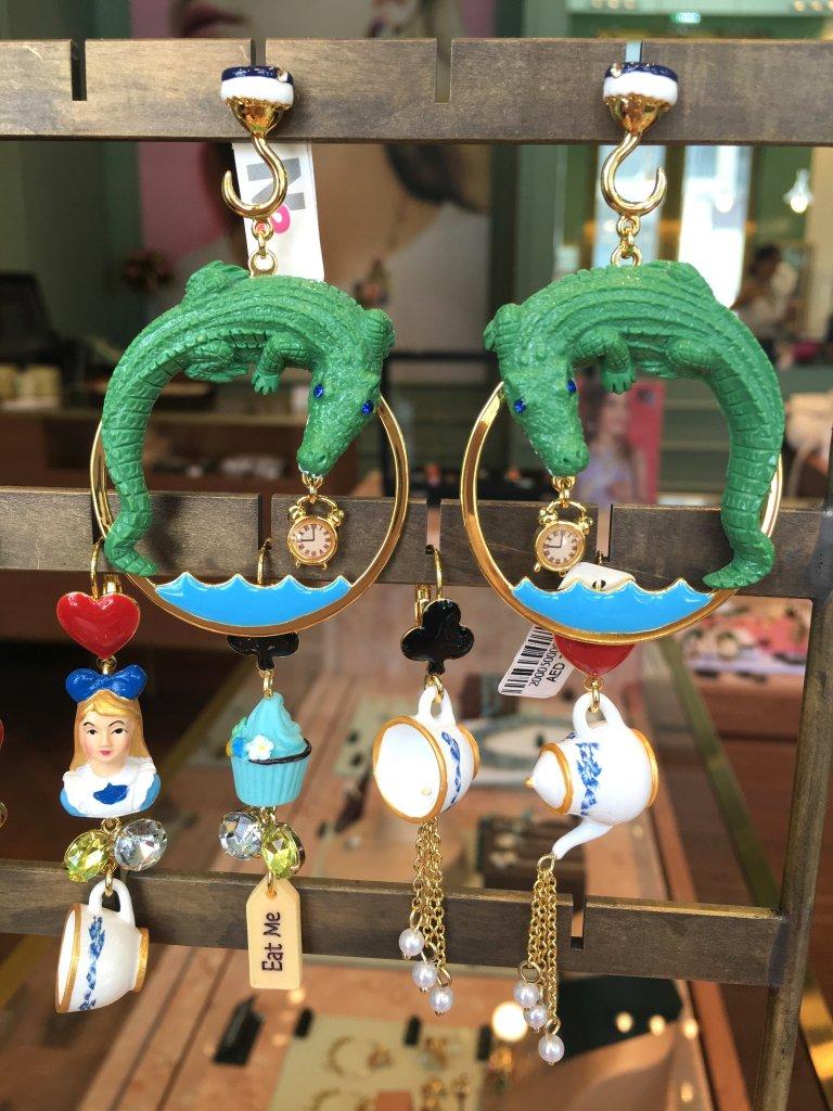 Les Nereides-earrings