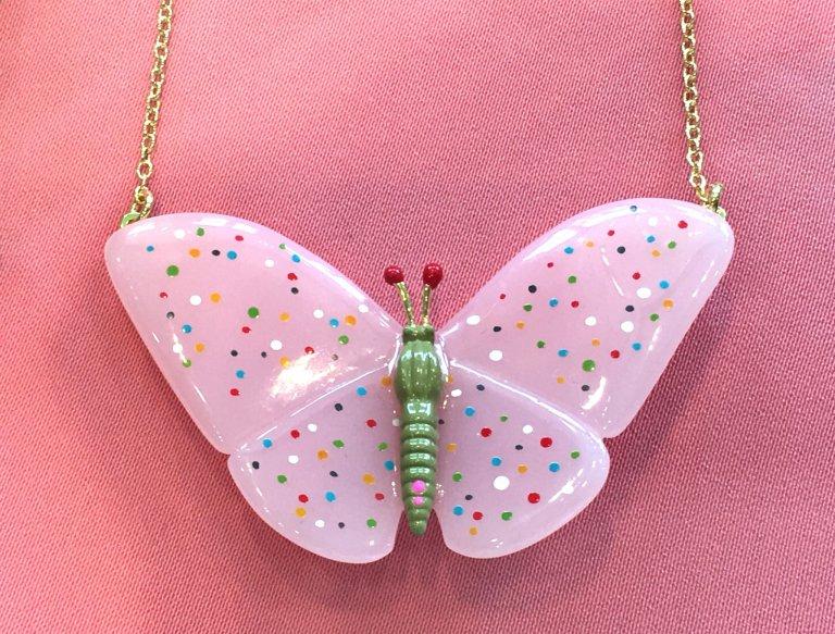 les nereides butterfly