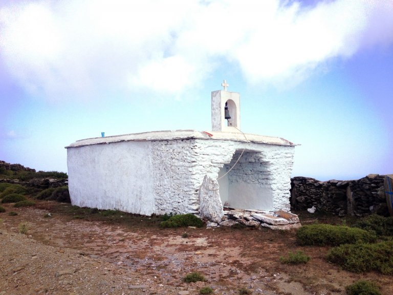 Andros-church