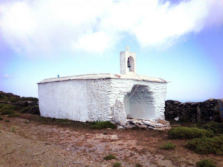 Andros-church