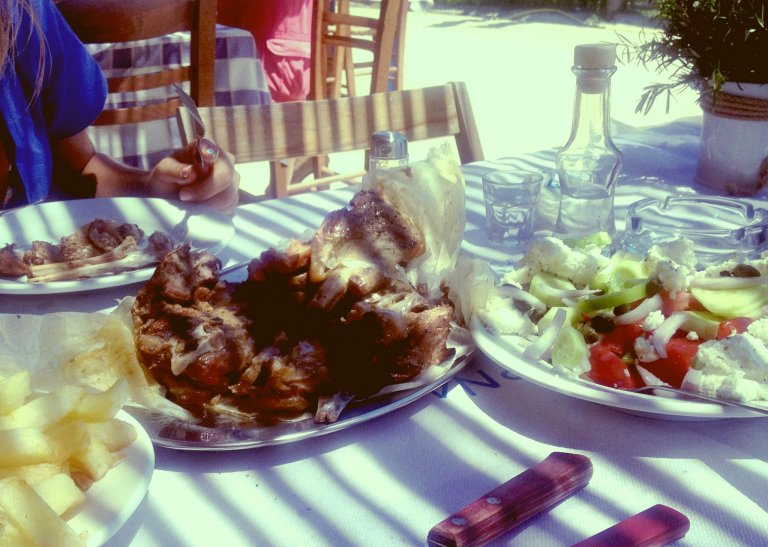 Andros-food