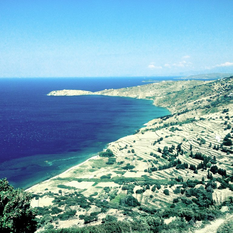 Andros-scenery