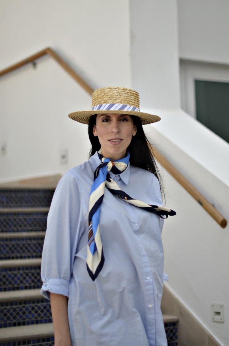 shirtdress-scarf-hat-macro4