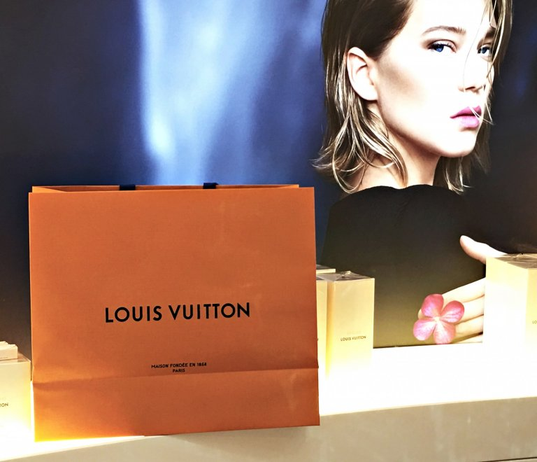 LV perfume-new bag