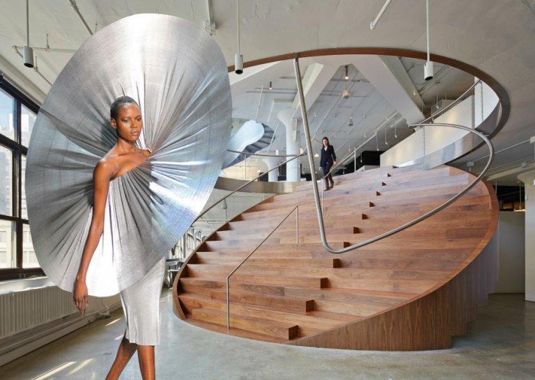 3D Pangolin Dress