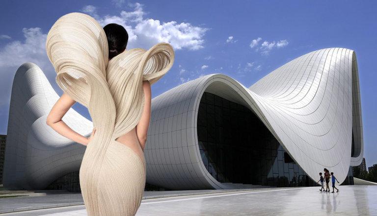 Building Fashion Or Fashioning Architecture Form Follows Fashion